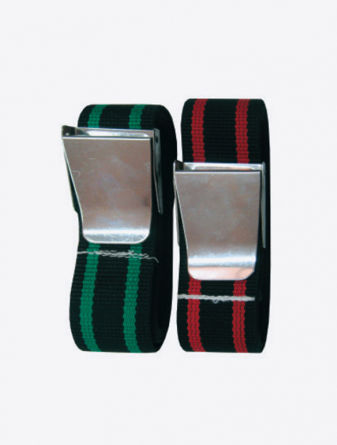 WEIGHT BELT METAL